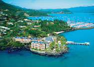Coral Sea Resort Airlie Beach